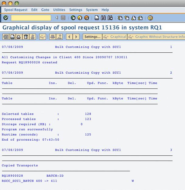 RSCC_SCC1_BATCH Spool Report
